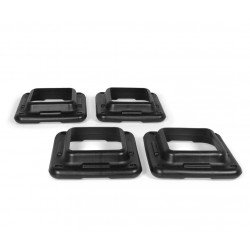 Base lateral Step profesional conjunto