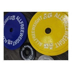 Discos Powerlifting AFW IRON