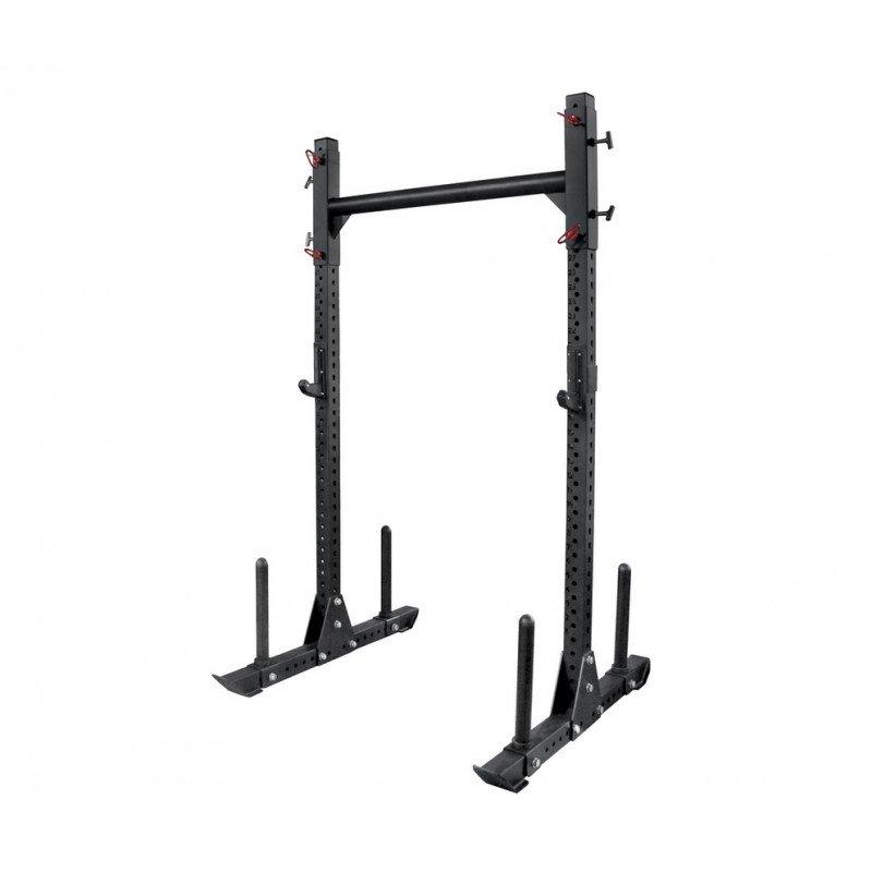 Yugo de strongman / Rack de sentadillas